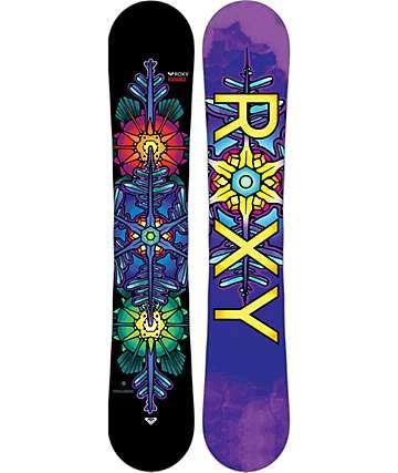 Roxy Radiance 148cm tabla de snowboard para mujeres