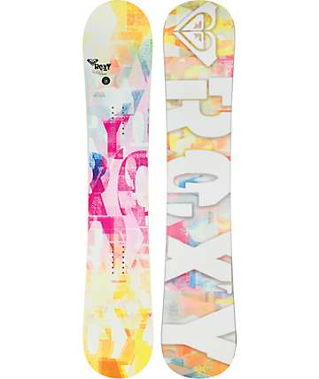 Roxy Sugar Banana 146cm Womens Snowboard