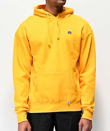Russel Athletic Mason Gold Hoodie