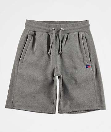 Russell Athletic Forester Grey Sweat Shorts