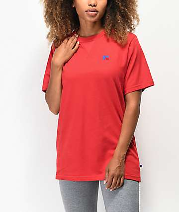 Russell Athletic Richelle Red T-Shirt