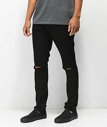 Rustic Dime Blowout Roadster jeans negros