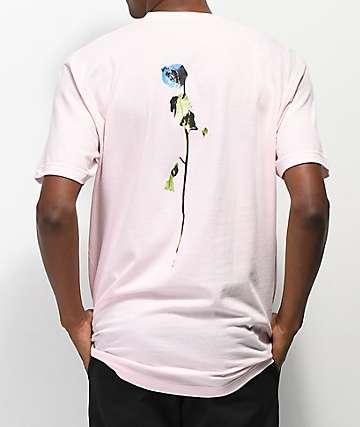 SOVRN Dimanche camiseta rosa