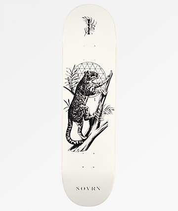 "SOVRN Felis 8.25"" Skateboard Deck"