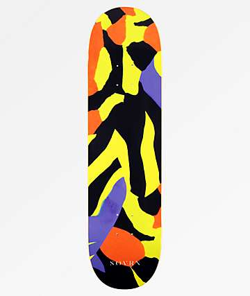"""SOVRN Landscape 8.25"""" Skateboard Deck"""