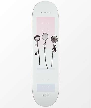 "SOVRN Walker Ryan Racines 8.0"" Skateboard Deck"