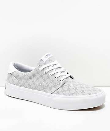 STRAYE Fairfax Grey Birdie Skate Shoes