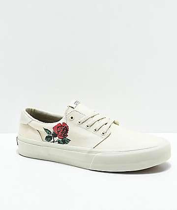 zapatos Rose de blanquecinos skate Fairfax STRAYE qOwHv1