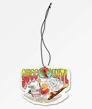 SUCC Lil Mayo UFO Air Freshener