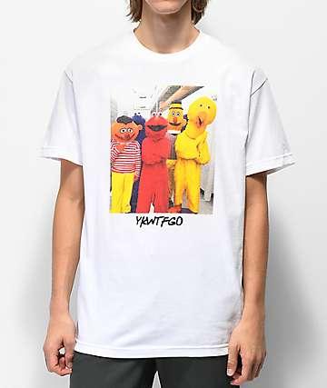 SUCC YKWTFGO White T-Shirt