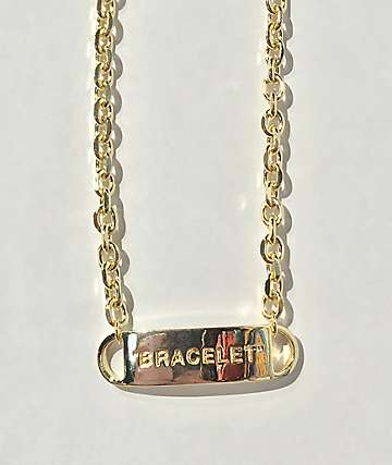 "Saint Midas The ""Bracelet""  Gold Bracelet"