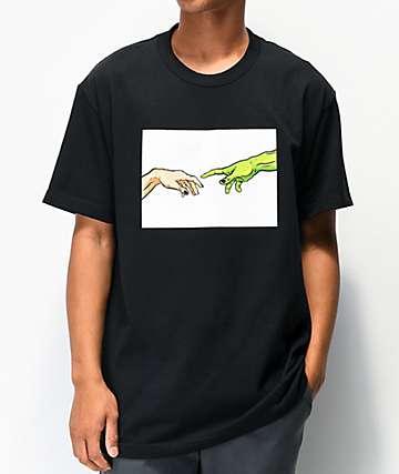 Salem7 Creation of Marshall Black T-Shirt