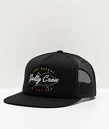 Salty Crew Blue Water Trucker Hat