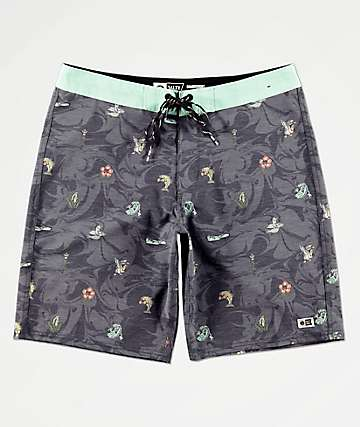 Salty Crew Bonzarelly Navy Board Shorts