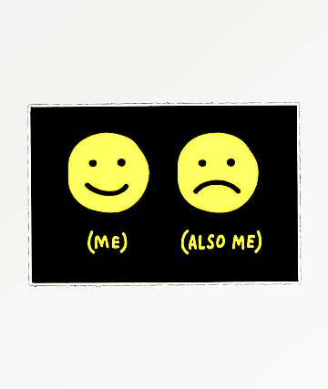 Samborghini Me, Also Me Sticker