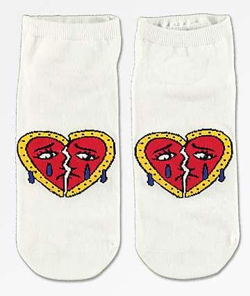 Samborghini Sad Heart Ankle Socks