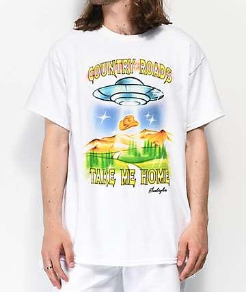 Samborghini Take Me Home White T-Shirt