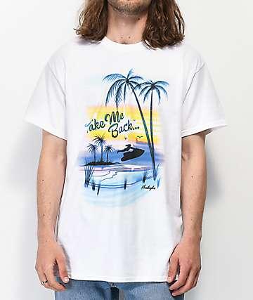 Samborghini Take Me back White T-Shirt