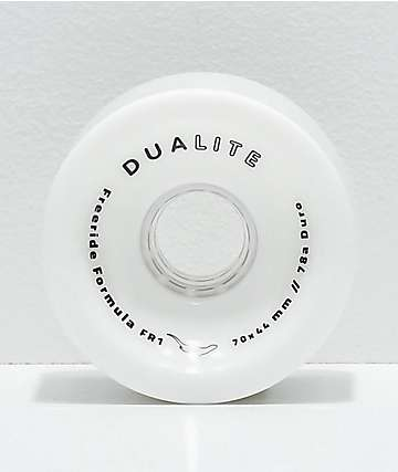 San Clemente GITD Dualite 70mm 78a Cruiser Wheels