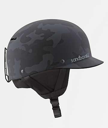 Sandbox Classic 2.0 Snow Camo Snowboard Helmet