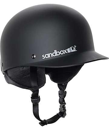 Sandbox Classic 2.0 casco de snowboard en negro
