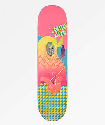 "Santa Cruz Asta Being Everslick 8.0"" Skateboard Deck"