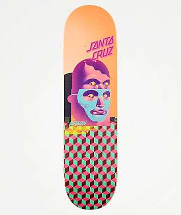 """Santa Cruz Braun Ritual Everslick 8.25"""" Skateboard Deck"""