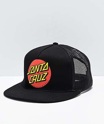 Santa Cruz Classic Dot Trucker Hat