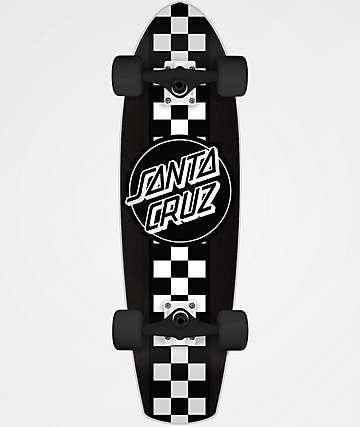 "Santa Cruz Contest 8.8"" Cruiser Complete Skateboard"