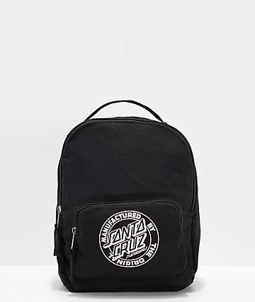 7018396eb6e8 Santa Cruz Dot Pink   Black Mini Backpack