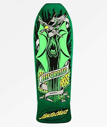 "Santa Cruz Grosso Demon 9.98"" Skateboard Deck"