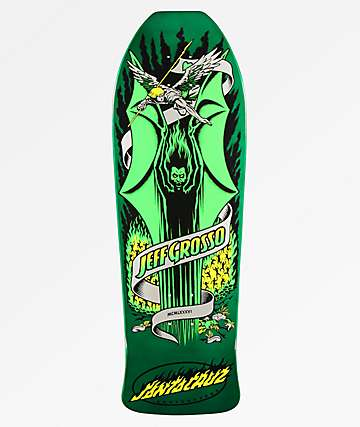 "Santa Cruz Grosso Demon 9.98"" Skateboard Deck"