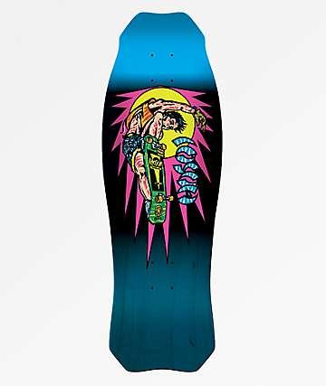 """Santa Cruz Hosoi Rocket Air 9.98"""" Reissue Skateboard Deck"""
