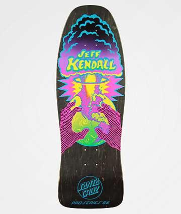"Santa Cruz Kendall End World 10.0"" Skateboard Deck"