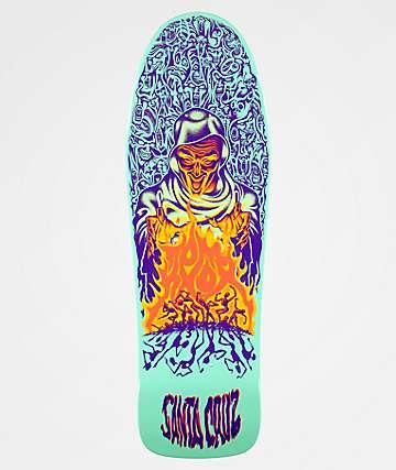 "Santa Cruz Knox Firepit Reissue 10.07"" Skateboard Deck"