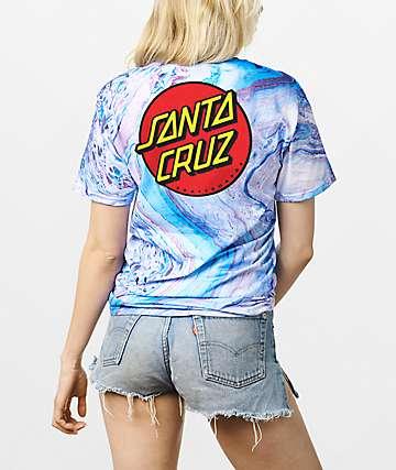 Santa Cruz Marble Dot T-Shirt