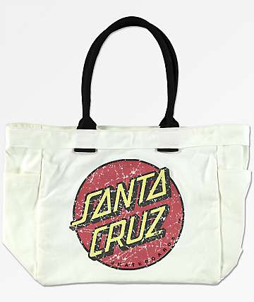 Santa Cruz Natural Tote Bag