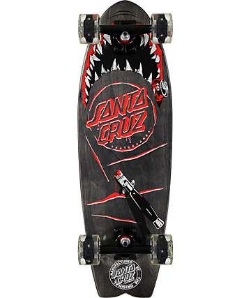 "Santa Cruz Night Shark 27.5"" cruiser completo"