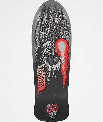 "Santa Cruz O'Brien Reaper Reissue 9.85"" Skateboard Deck"