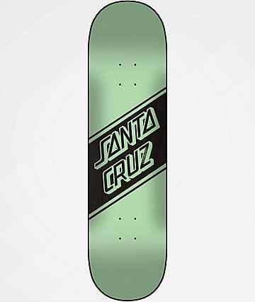 "Santa Cruz Street Skate Wide Tip 8.0"" Skateboard Deck"