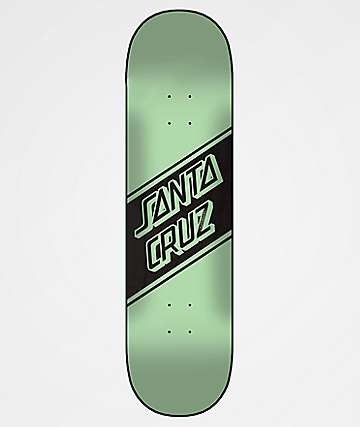 "Santa Cruz Street Skate Wide Tip 8.25"" Skateboard Deck"