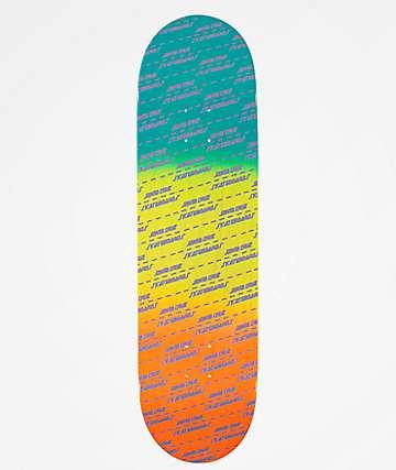 """Santa Cruz Street Strip 8.5"""" Skateboard Deck"""