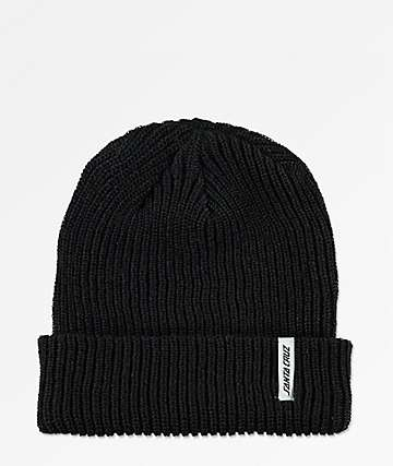 Santa Cruz Vertical Strip Logo Beanie
