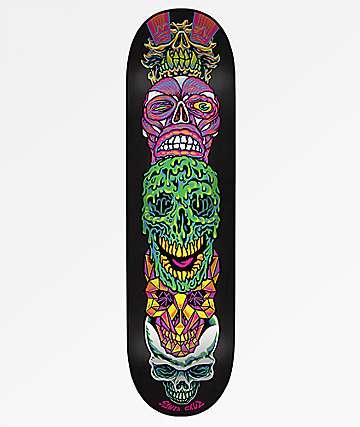 "Santa Cruz Vivid Stack 8.125"" Skateboard Deck"