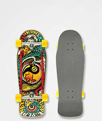 "Santa Cruz Winkowski Dope Planet 10.3"" Cruiser Complete Skateboard"
