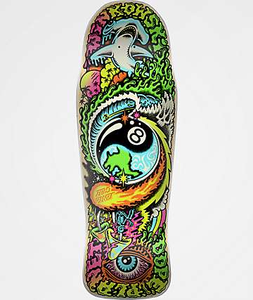 "Santa Cruz Winkowski Dope Planet 10.34"" Skateboard Deck"