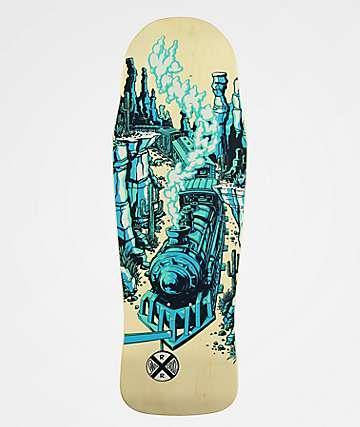 "Santa Cruz Winkowski Train 10.34"" Skateboard Deck"
