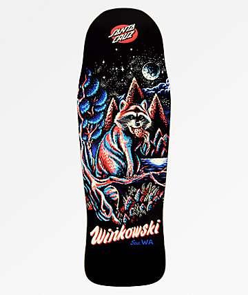 "Santa Cruz Winkowski Trash Panda 10.34"" Skateboard Deck"