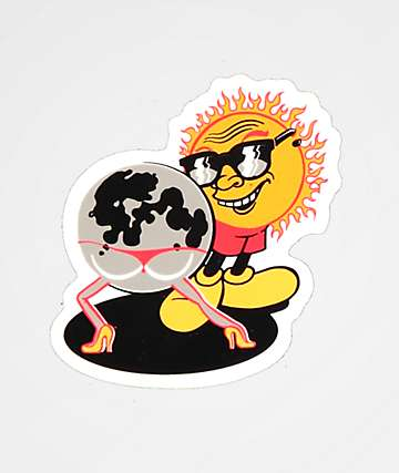 Sausage Daily Dance Sticker
