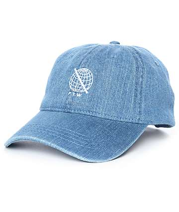 Sausage F.T.W. Denim Strapback Hat